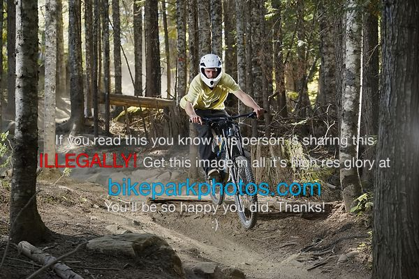 Thursday September 6th Afternoon Delight bike park photos