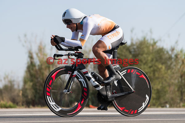 Men's Individual time trial Final / MILTIADIS Andreas (CYP)