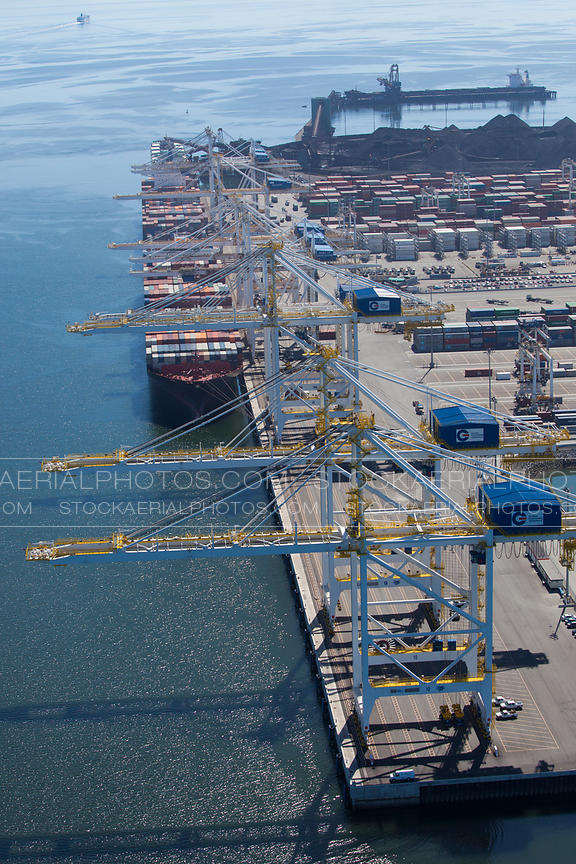 Deltaport Container Terminal
