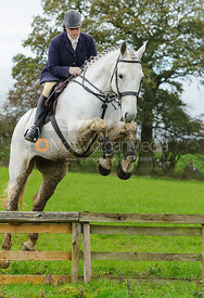 Liz Foster - The Cottesmore Hunt at Tilton on the Hill, 9-11-13