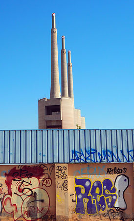 Barcelona Power Station