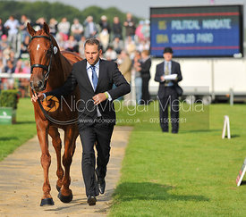Carlos Paro and Political Mandate - 2nd Inspection - Burghley 2010