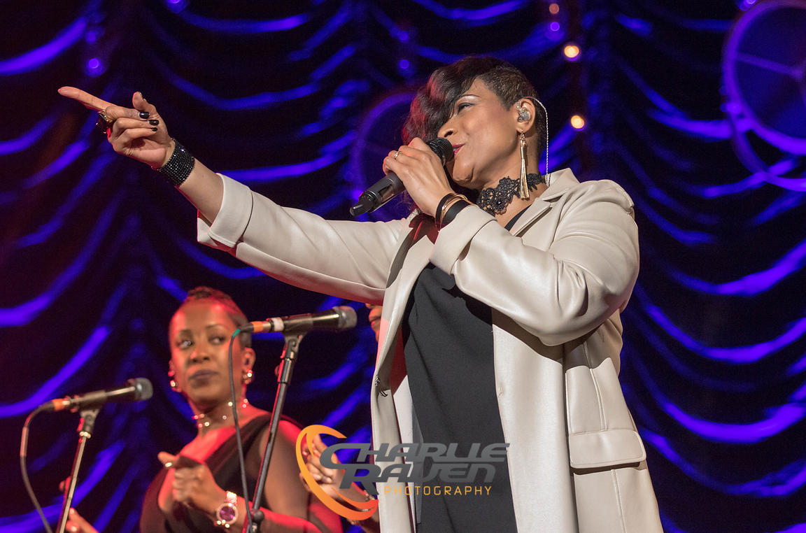 Gabrielle at the Pavilion Bournemouth