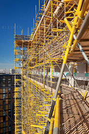 Tate Extension - Scaffolding