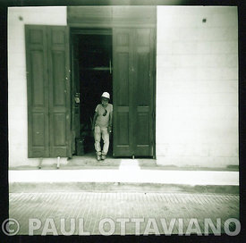 Construction Worker | Paul Ottaviano Photography