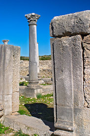 House of Flavius Germanus, Volubilis, Morocco; Portrait