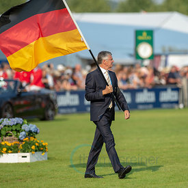 19/07/18, Aachen, Germany, Sport, Equestrian sport CHIO Aachen 2018 - ,  Image shows Otto Becker. Copyright: Thomas Reiner