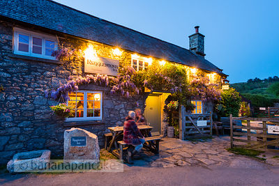 BP6397 - Rugglestone Inn, Widecombe In The Moor, Dartmoor