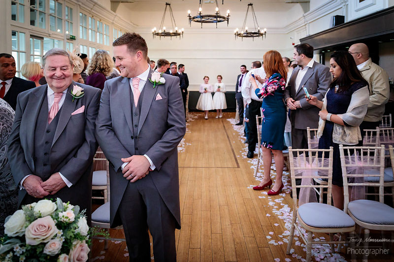London Shenley Club Wedding Photos Sheryl & Darren's Wedding - October, 2017 photos