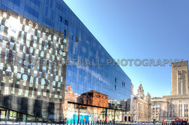 From Canning Dock To Liverpool Waterfront