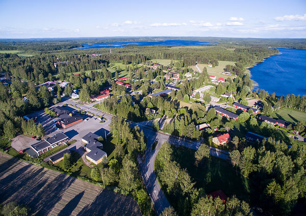 Central Finland town by town