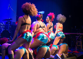 chocolate city burlesque