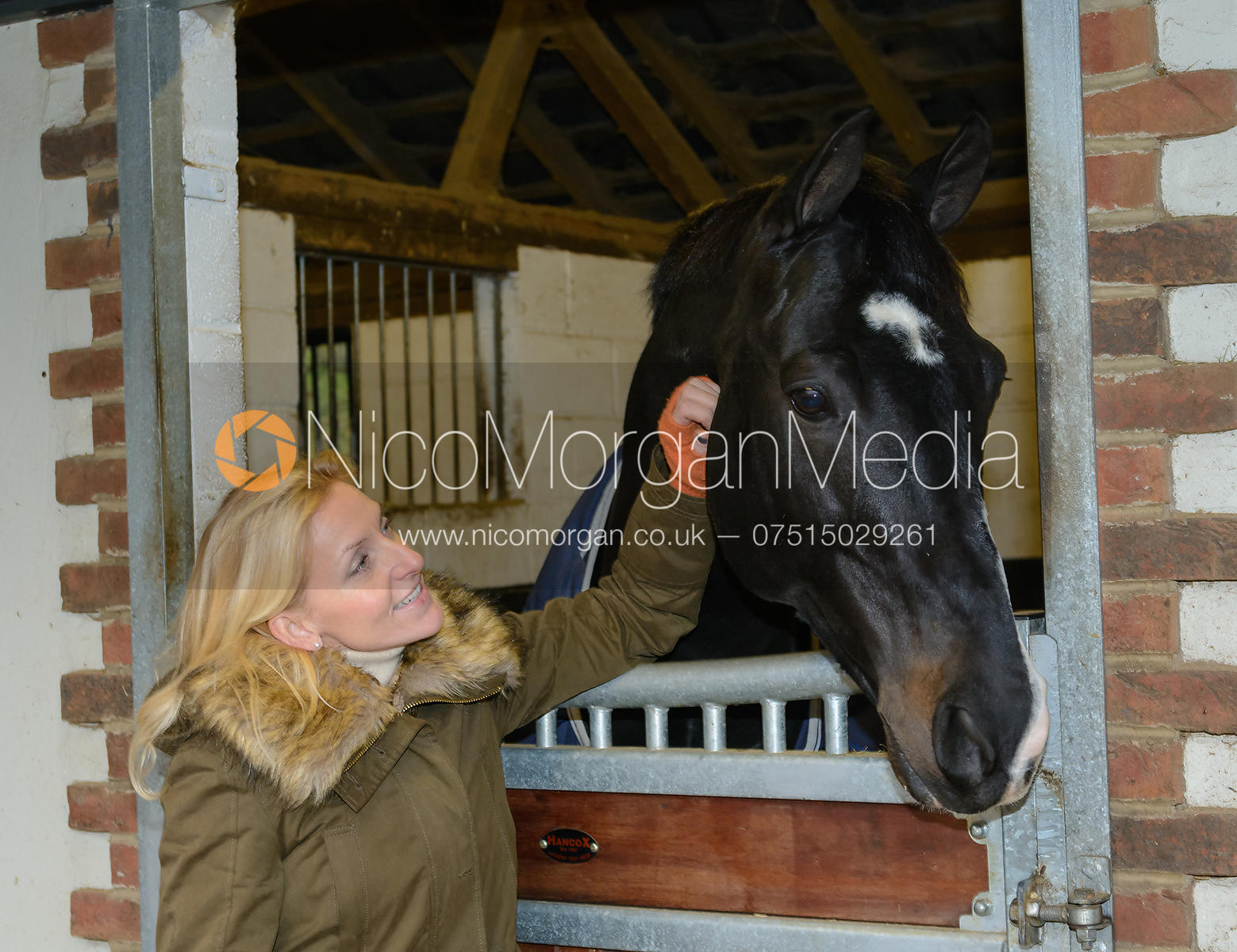 Sarah Heseltine with Uthopia