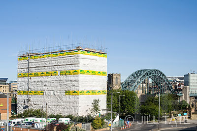 Tyne Bridge Tower, Gateshead | Clients: Clothier Lacey & MGL Demolition