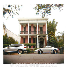 Garden District Pink Home