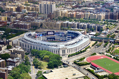 Yankee Baseball Stadium Bronx New York