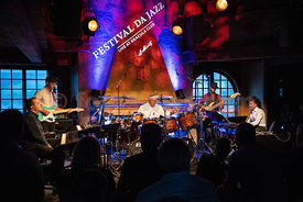 Opening Event of Festival da Jazz 2018 Live at Dracula Club St.Moritz