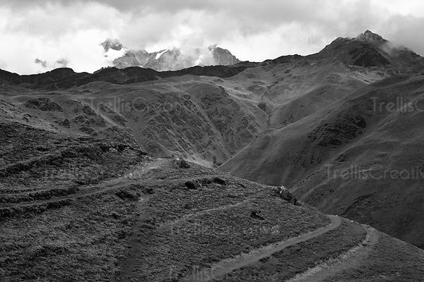 Lares Trek, Andes Mountains, Peru