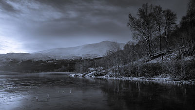Morning by Schiehallion