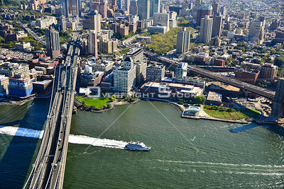 Dumbo Brooklyn East River New York