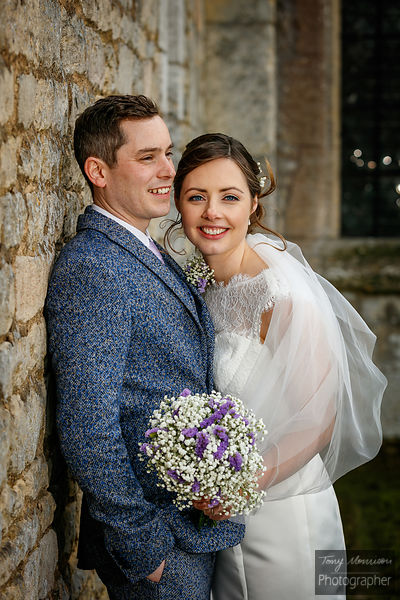 Charlotte House Wedding Photos - Hannah & Paul's Wedding - April 2018 photos