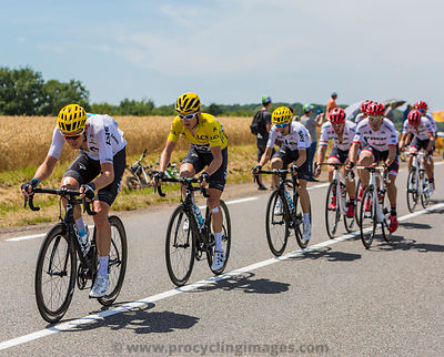 The Yellow Jersey - Tour de France 2017