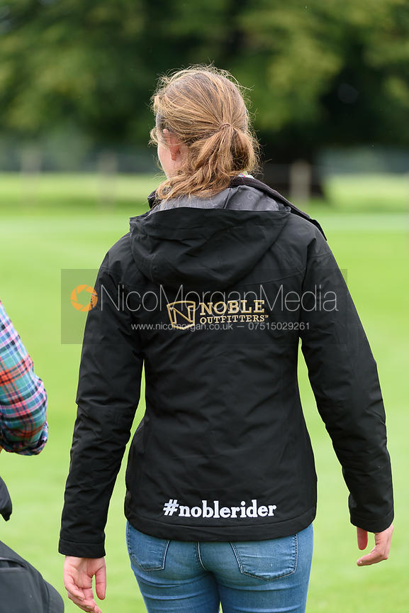 Willa Newton, Land Rover Burghley Horse Trials 2017