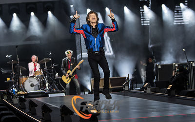 The Rolling Stones - St. Mary's Stadium Southampton 29.05.18