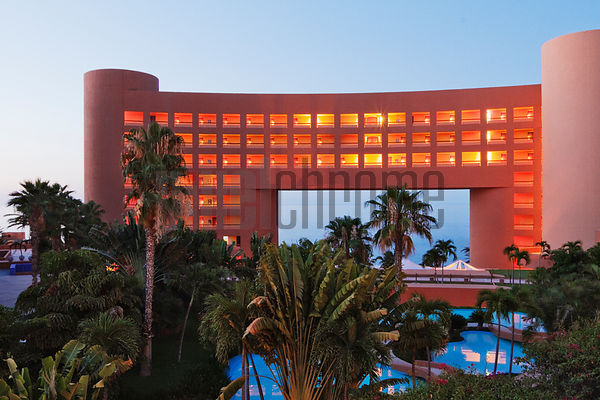 Contemporary Tropical Resort