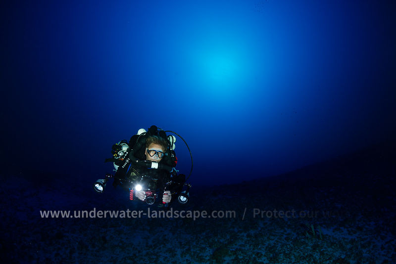 Deep Dive Photography : An Unknown World