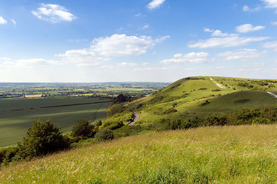 Ivinghoe Beacon and Aylesbury Vale