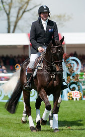 Clayton Fredericks, Badminton Horse Trials, 2010