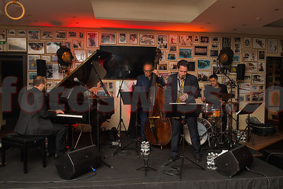 Claude Diallo Situation - Gin' n' Jazz Club Concerts Sunny Bar St.Moritz