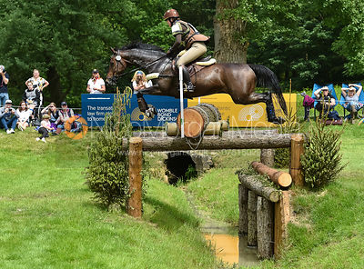 Laura Hoogeveen and QUIBUS, Equitrek Bramham Horse Trials 2018