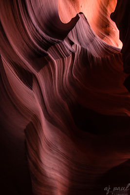 Antelope Slot Canyon #1 - The Wave