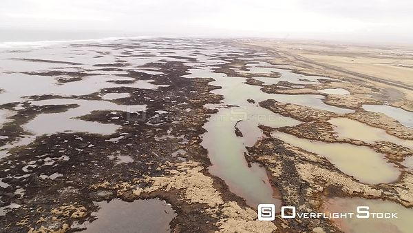 Drone Video Near Stokkseyri Iceland
