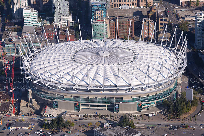 BC Place Stadium, Vancouver