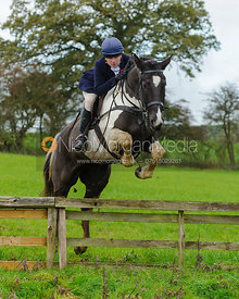 Harriet Walker - The Cottesmore Hunt at Tilton on the Hill, 9-11-13
