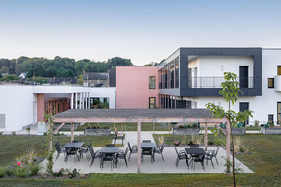 Home of Life // BLÉZAT Architecture, Messac