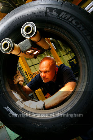 Retreading of tyres, Stoke, Staffordshire
