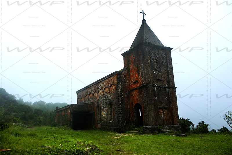 Bokor Hill Church