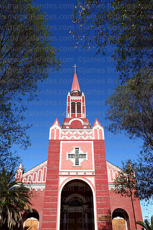 San Francisco church, Copiapó, Region III, Chile