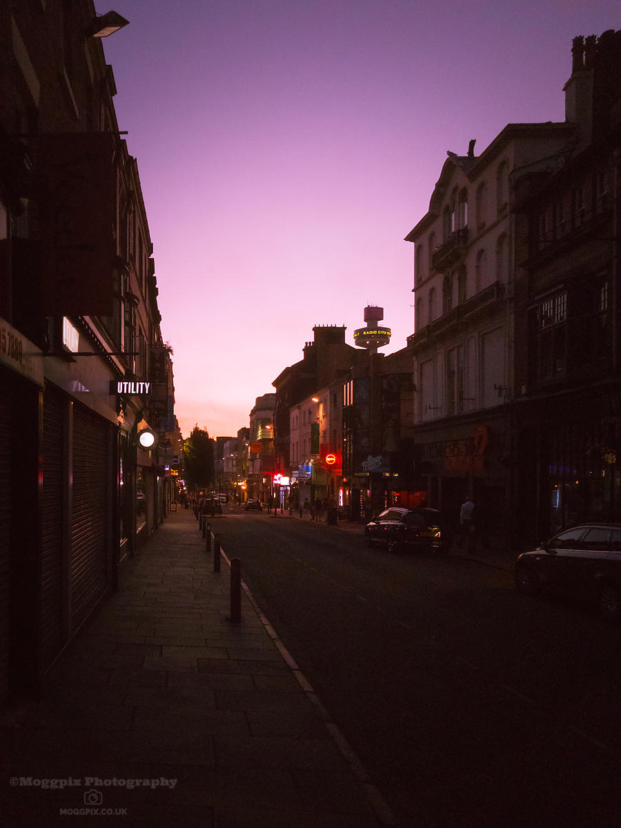 A Summer Night on Bold Street