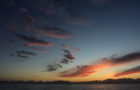 Sea of Cortez Sunset