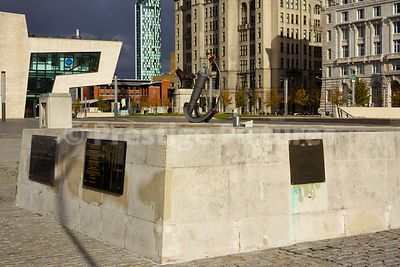 Memorial Plaques Commemorating Lost Liverpool Seamen