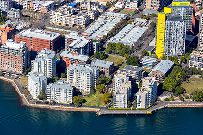 Pyrmont Waterfront