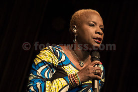 Angelique Kidjo at the Voices on Top 2014