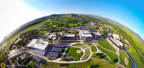 Aerial View of Butte College #6
