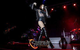 Jessie J in Bournemouth