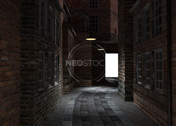 Old_London_Alley_-_10_-_Night